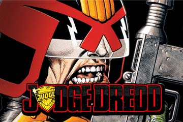 Judge Dredd video slot