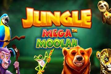 Spela Jungle Mega Moolah kommande slot