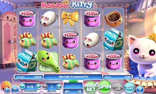 Kawaii Kitty slot