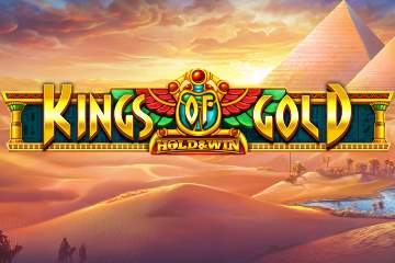 Kings of Gold slot