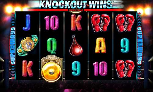 Knockout Wins videoslot