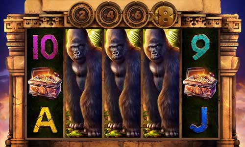 Kongs Temple slot