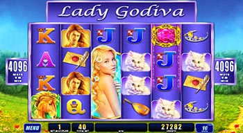Lady Godiva slot