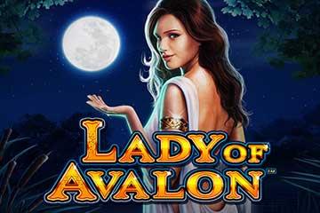Lady of Avalon slot gratis demo