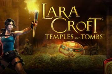 Lara Croft Temples and Tombs video slot
