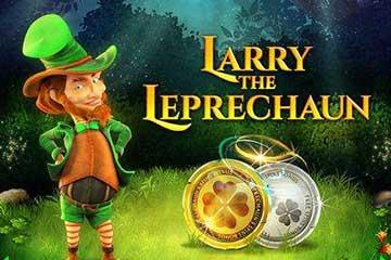 Larry the Leprechaun slot gratis demo och recension