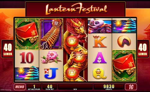 Lantern Festival casino slot