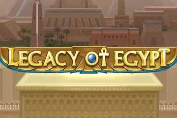 Legacy of Egypt video slot