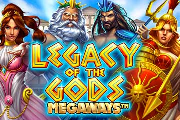 Legacy of the Gods Megaways slot