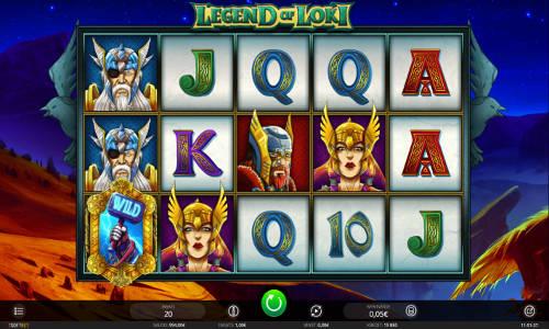 Legend of Loki slot