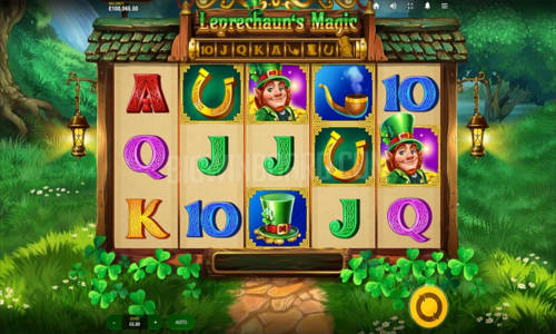 Leprechauns Magic videoslot