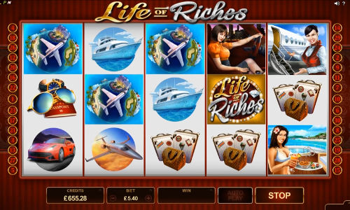 Life of Riches videoslot
