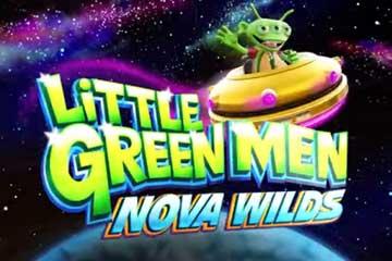 Little Green Men Nova Wilds slot gratis demo och recension