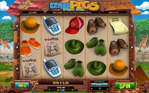 Little Pigs free slot