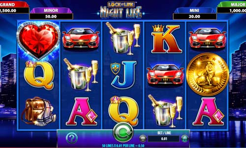 Lock it Link Nightlife slot