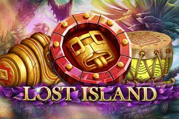 Lost Island video slot