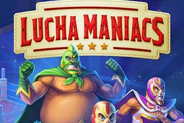 Lucha Maniacs video slot