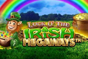 Luck O the Irish Megaways video slot