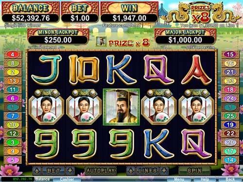 Lucky 8 slot