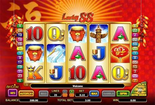 Lucky 88 free slot