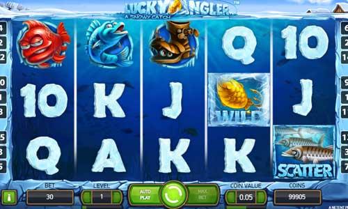 Lucky Angler videoslot