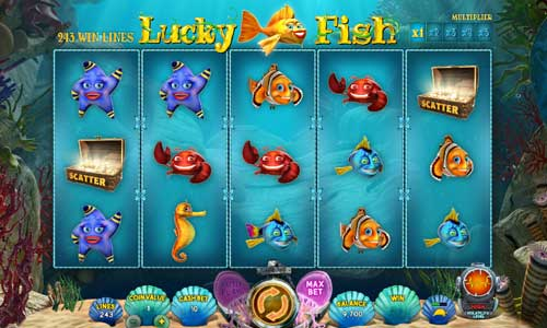 Lucky Fish slot