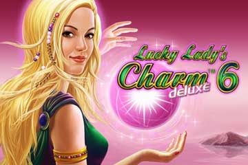 Lucky Ladys Charm Deluxe 6 slot
