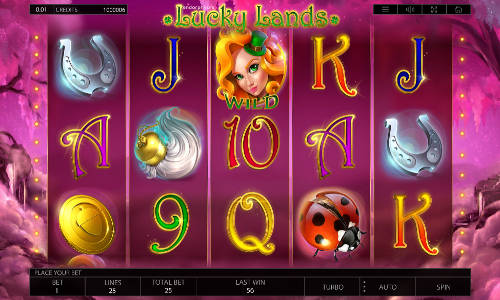 Lucky Lands videoslot