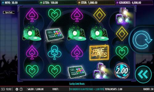 Lucky Link Beats slot