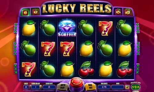 Lucky Reels videoslot