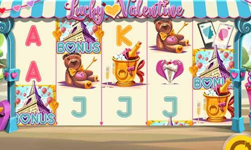 Lucky Valentine videoslot