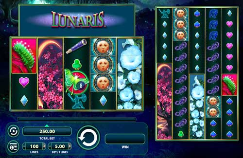Lunaris free slot