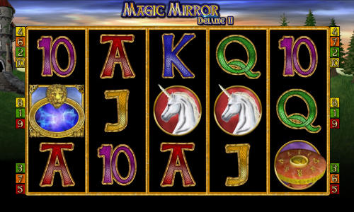 Magic Mirror Deluxe free slot
