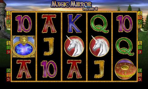 Magic Mirror Deluxe slot