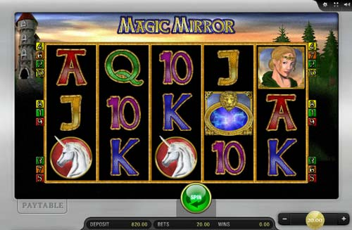 Magic Mirror free slot