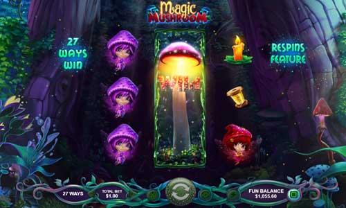 Magic Mushroom videoslot