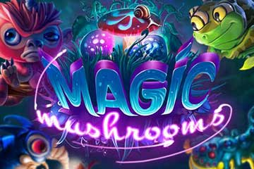 Magic Mushrooms video slot