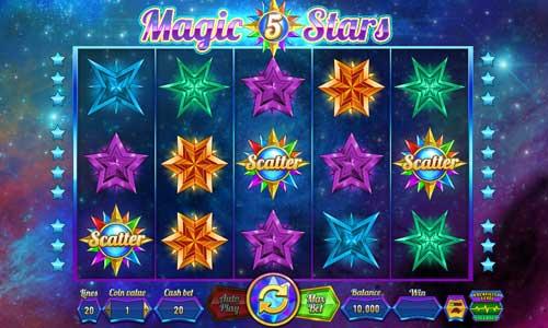 Magic Stars 5 slot