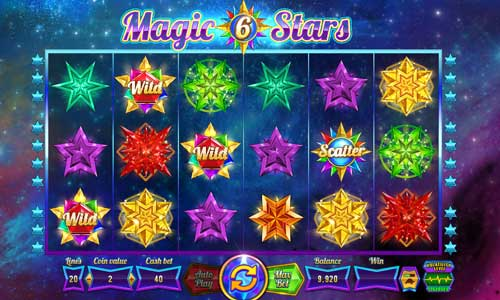 Magic Stars 6 videoslot