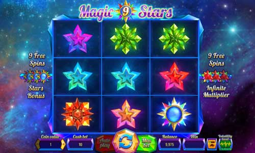 Magic Stars 9 slot