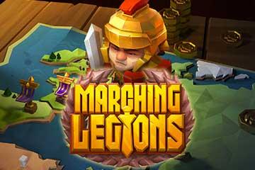 Spela Marching Legions slot