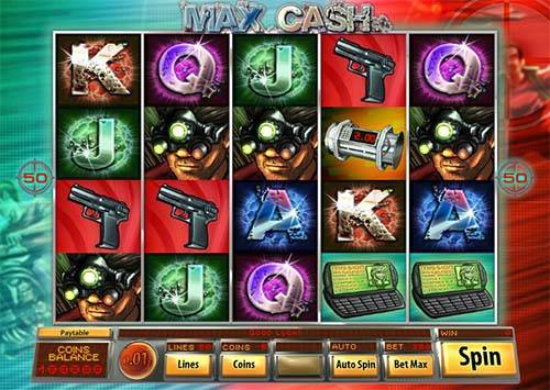 Max Cash slot