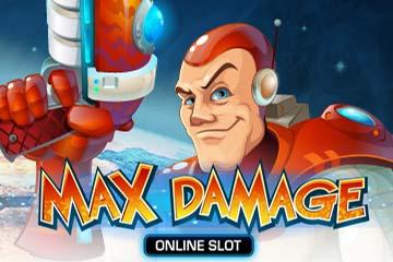 Max Damage video slot