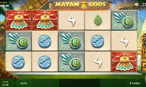 Mayan Gods videoslot