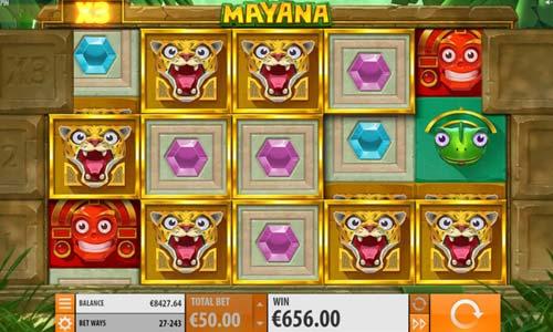 Mayana videoslot