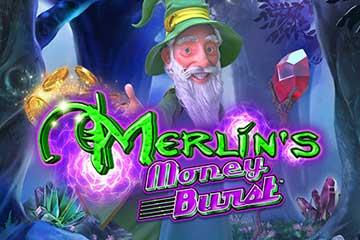 Merlins Moneyburst video slot