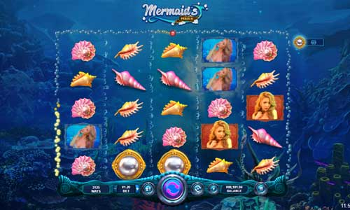 Mermaids Pearls videoslot