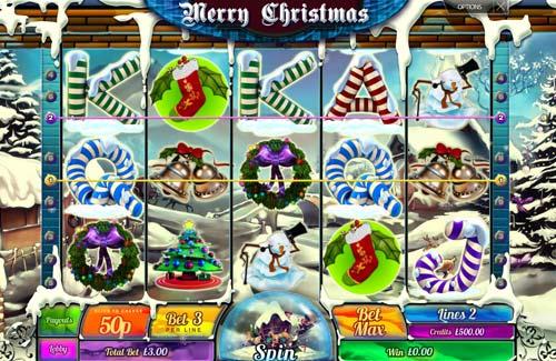 Merry Christmas slot