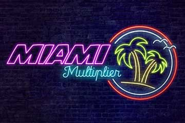 Miami Multiplier slot