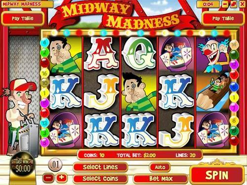 Midway Madness slot